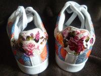 Baskets Custom La Basquetteuse