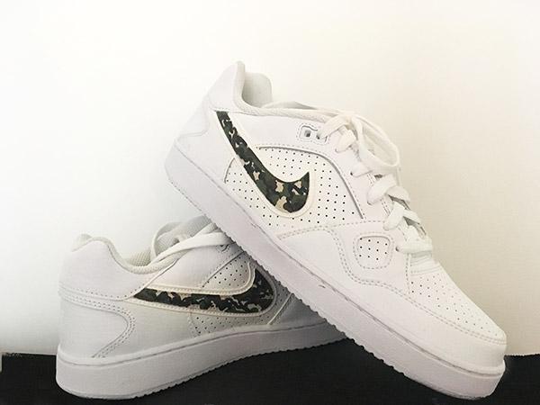 Custom de Baskets pour BAAD