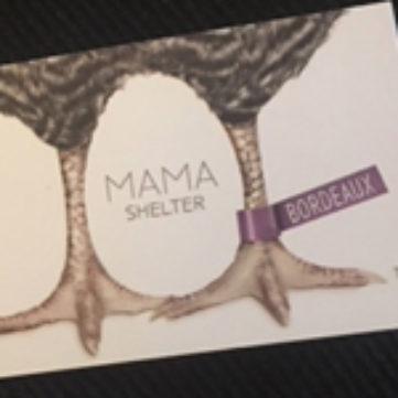 custom au mama shelter de bordeaux