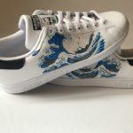 Basket Custo Hokusai 2