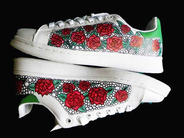 Roses graphiques