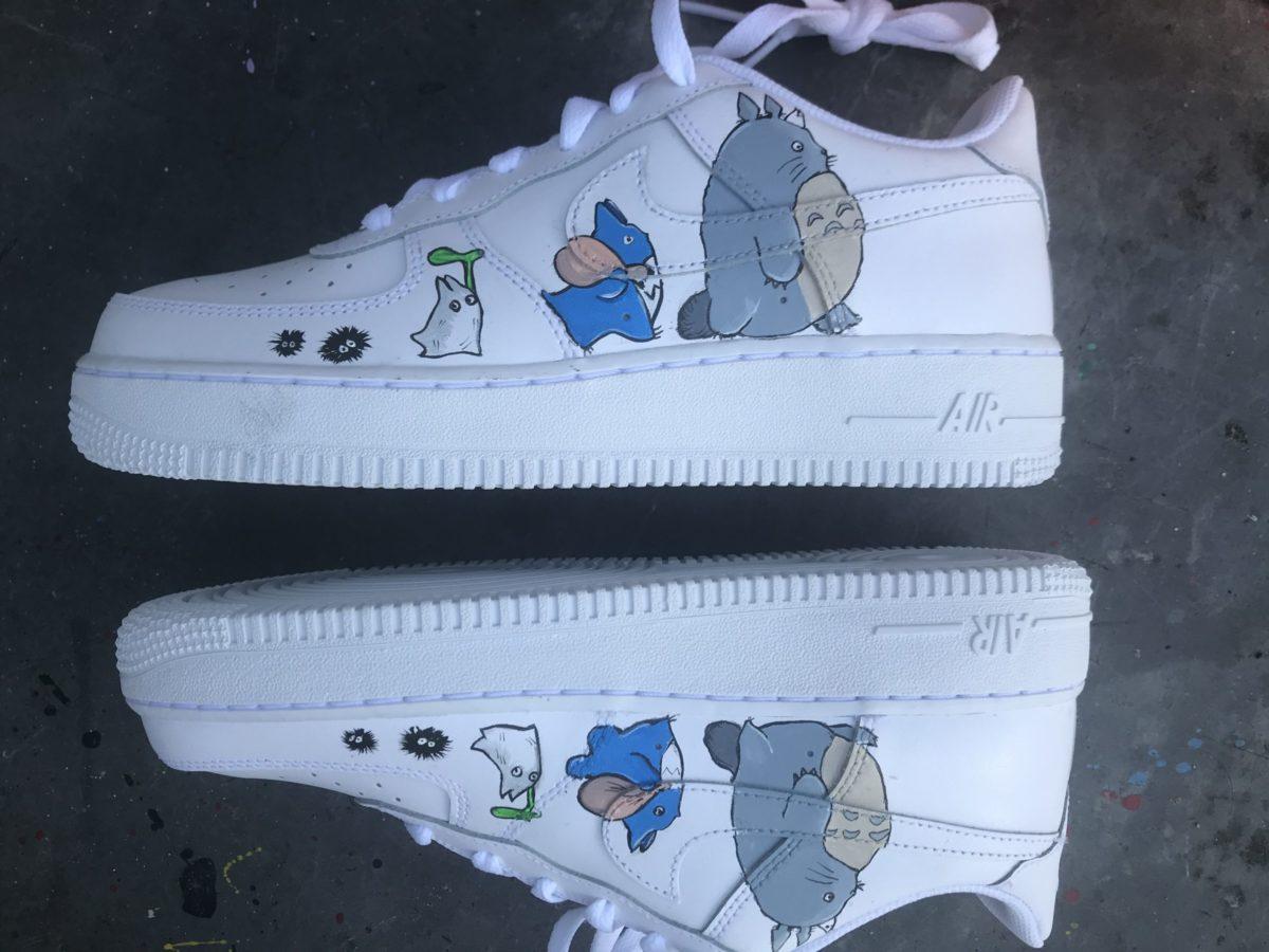 custo basket Totoro